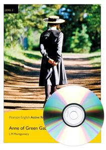 pear level 2 anne of green gables plus mp3 pearson english active readers - ISBNx: 9781292121468