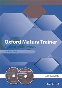 oxford matura trainer poziom podstawowy teacher's book with audio cds - ISBN: 9780194203272