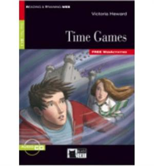 time games  cd audio - ISBNx: 9788853013286