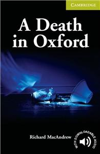 a death in oxford - ISBN: 9780521704649