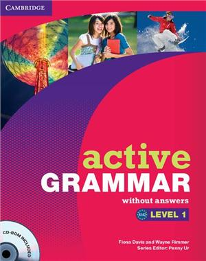active grammar 1 without answers  cd - ISBN: 9780521173681