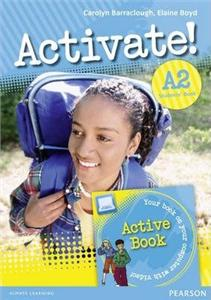 activate a2 students book plus active book - ISBN: 9781292143057