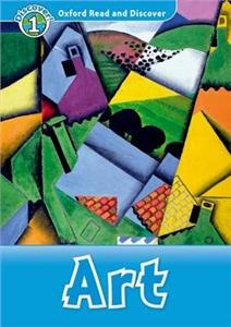 oxford read and discover 1 art - ISBNx: 9780194646345