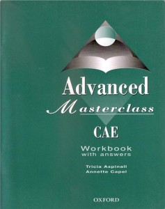 advanced masterclass cae - workbook with answers - ISBN: 9780194534291
