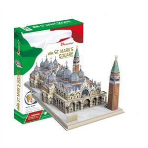 puzzle 3d st marks square - ISBNx: 6944588202095