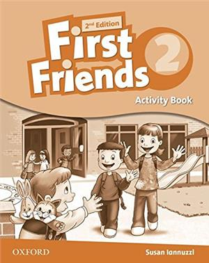 first friends second edition 2 activity book - ISBNx: 9780194432504