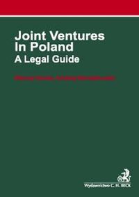 joint ventures in poland - a legal guide - ISBNx: 9788374836715