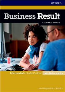 business result 2nd edition intermediate students book with online practice - ISBN: 9780194738866