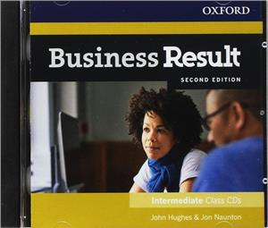 business result 2nd edition intermediate class audio cd 2 - ISBN: 9780194738941