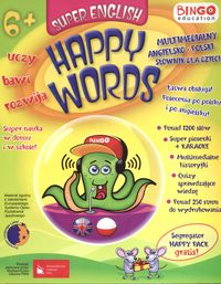 super english happy words - ISBN: 9788392597810