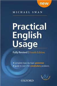practical english usage fourth edition paperback with online access - ISBN: 9780194202411