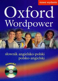 Oxford Wordpower Dictionary Polish third edition  with CD-ROM