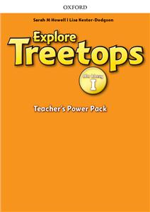 explore treetops dla klasy i teachers power pack pl - ISBN: 9780194617055