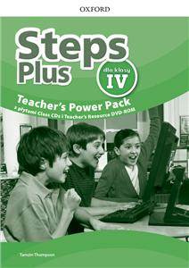 steps plus dla klasy iv teachers power pack pl - ISBN: 9780194206433