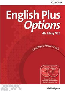 english plus options dla klasy vii teachers power pack pl - ISBN: 9780194747271