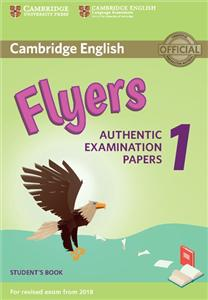 cambridge english  2018 exam flyers 1 students book - ISBN: 9781316635919