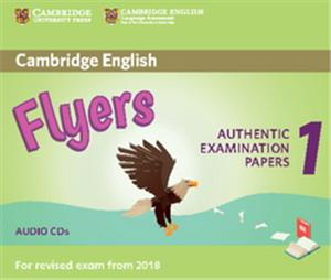 cambridge english  2018 exam flyers 1 audio cds 2 - ISBN: 9781316635995