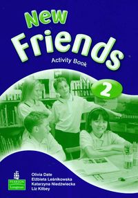 new friends 2 workbook - ISBN: 9781405845106