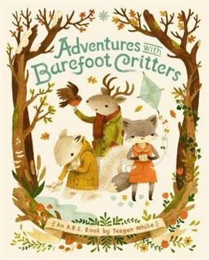 adventures with barefoot critters - ISBN: 9781770496248