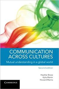 communication across cultures mutual understanding in a global world 2nd edition - ISBN: 9781107685147