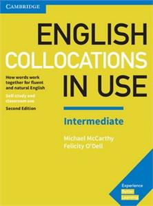 english collocations in use intermediate 2nd edition book with answers - ISBNx: 9781316629758