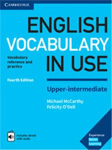 english vocabulary in use upper intermediate 4th edition book with answers  enhanced ebook - ISBNx: 9781316631744