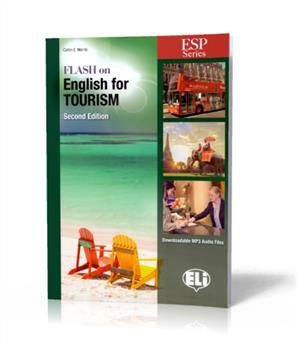 flash on english for tourism new edition  mp3 - ISBNx: 9788853622303