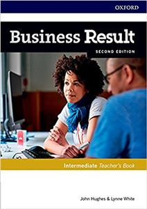 business result 2nd edition intermediate teachers book and dvd - ISBN: 9780194738910