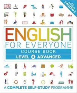 english for everyone course book level 4 advanced  a complete self-study programme - ISBN: 9780241242322