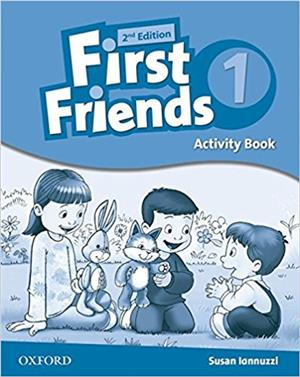 first friends second edition 1 activity book - ISBNx: 9780194432399