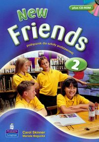 new friends 2 students book with cd-rom - ISBN: 9781405845083