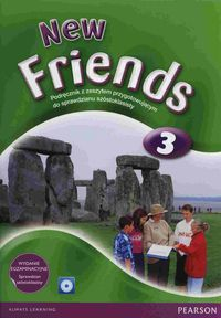 new friends 3 students book with cd-rom - ISBN: 9781405845243