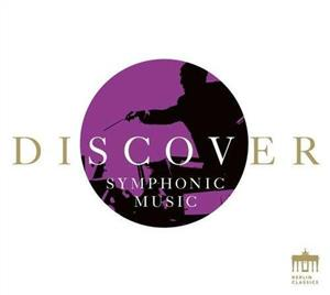 discover symphonic music - ISBN: 0885470007182