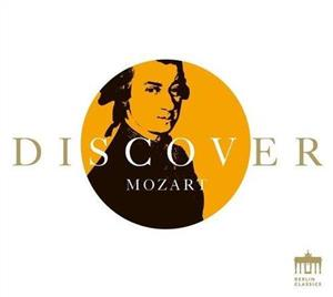 discover mozart - ISBN: 0885470006895