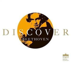discover beethoven - ISBN: 0885470006918