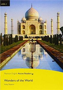 pear level 2 wonders of the world plus mp3 pearson english active readers - ISBNx: 9781292110363