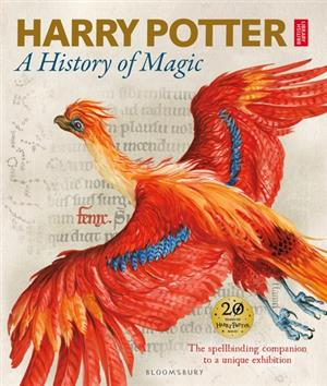 harry potter - a history of magic  the book of the exhibition - ISBN: 9781408890769
