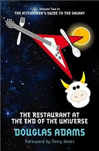 restaurant at the end of the universe - ISBN: 9780330508599
