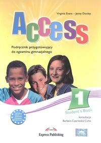 access 1 student's book - ISBN: 9781846798887