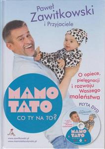 mamo tato co ty na to - ISBN: 9788394345112