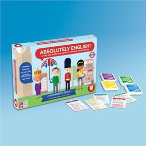 absolutely english - ISBNx: 9001890620041