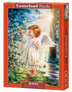 puzzle 1000 an angelstouch - ISBN: 5904438103867