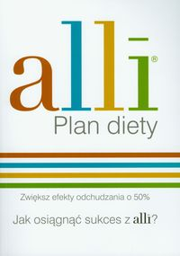 alli plan diety - ISBN: 9788392289746