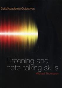 listening and note-taking skills  cd - ISBN: 9783125013421