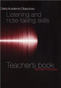listening and note-taking skills teachers book - ISBN: 9783125013438