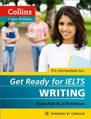 get ready for ielts writing - ISBN: 9780007460656