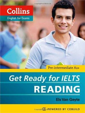 get ready for ielts reading - ISBNx: 9780007460649