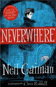 neverwhere the illustrated edition - ISBNx: 9781472234353