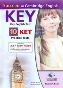 succeed in cambridge english key ket 10 practice tests students book - ISBN: 9781904663201
