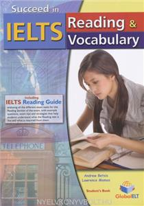 succeed in ielts reading  vocabulary self study edition - ISBN: 9781904663904